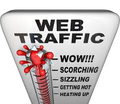 increasing your web traffic